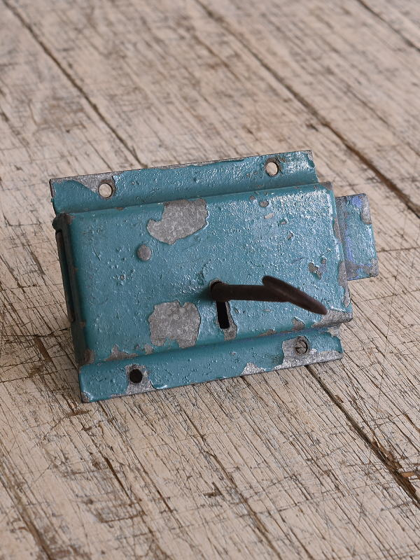 イギリス アンティーク ラッチ&ドアノブ 建具金物 9657