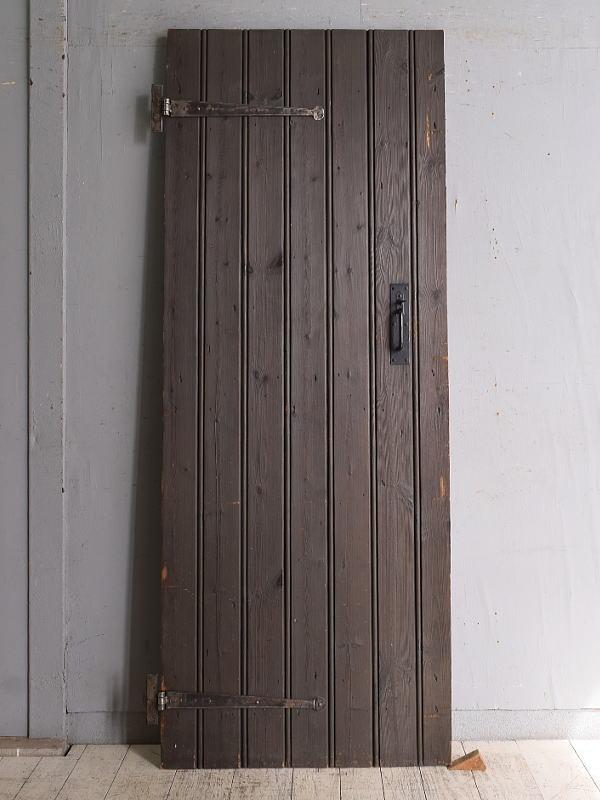 イギリス アンティーク ドア 扉 建具 9661