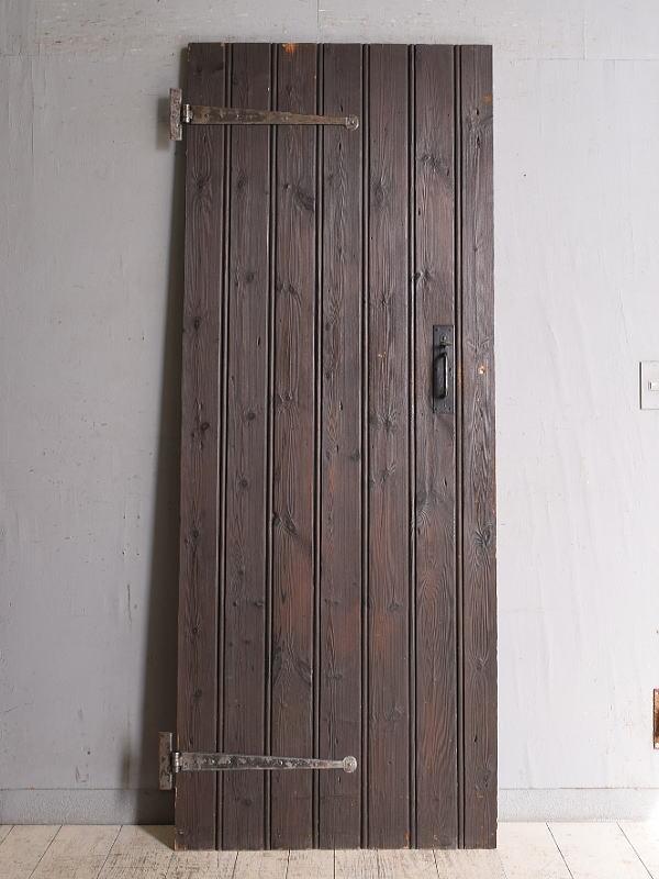 イギリス アンティーク ドア 扉 建具 9662