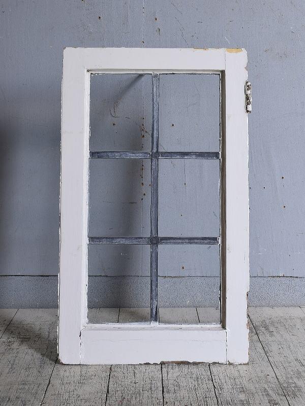 イギリス アンティーク 窓 無色透明 9699