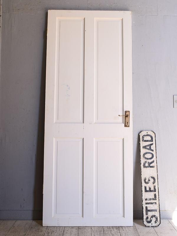 イギリス アンティーク ドア 扉 建具 9704