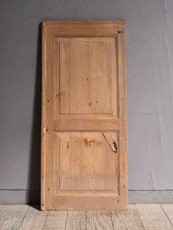 イギリス アンティーク カップボードドア パイン 扉  9710