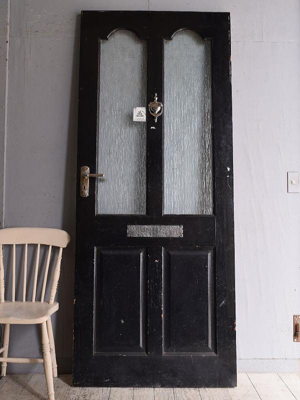 イギリス アンティーク ドア 扉 建具 9714