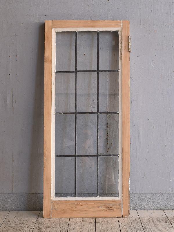 イギリス アンティーク 窓 無色透明 9720