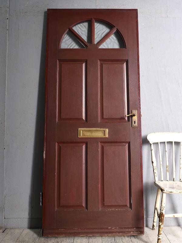 イギリス アンティーク ドア 扉 建具 9728