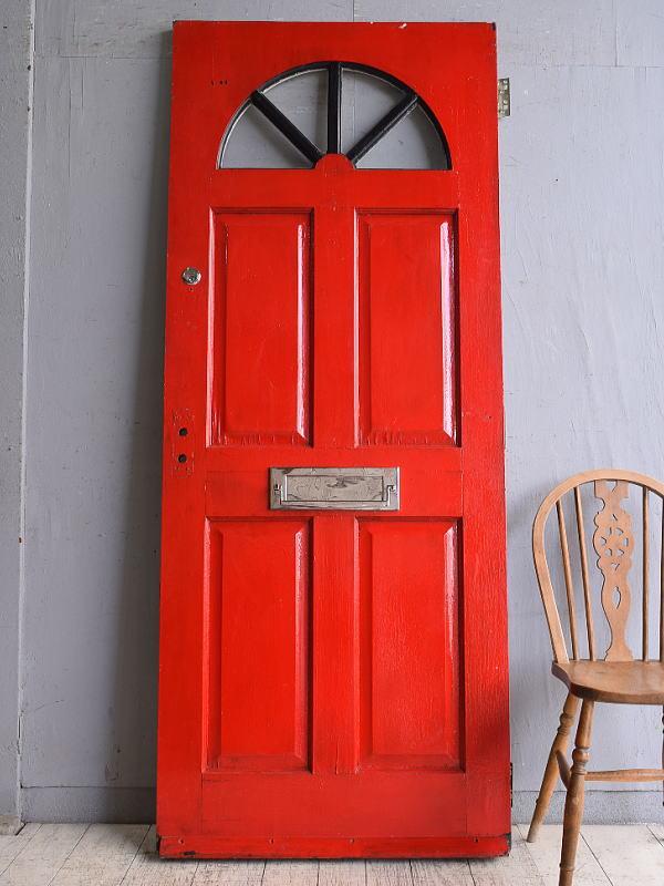 イギリス アンティーク ドア 扉 建具 9738