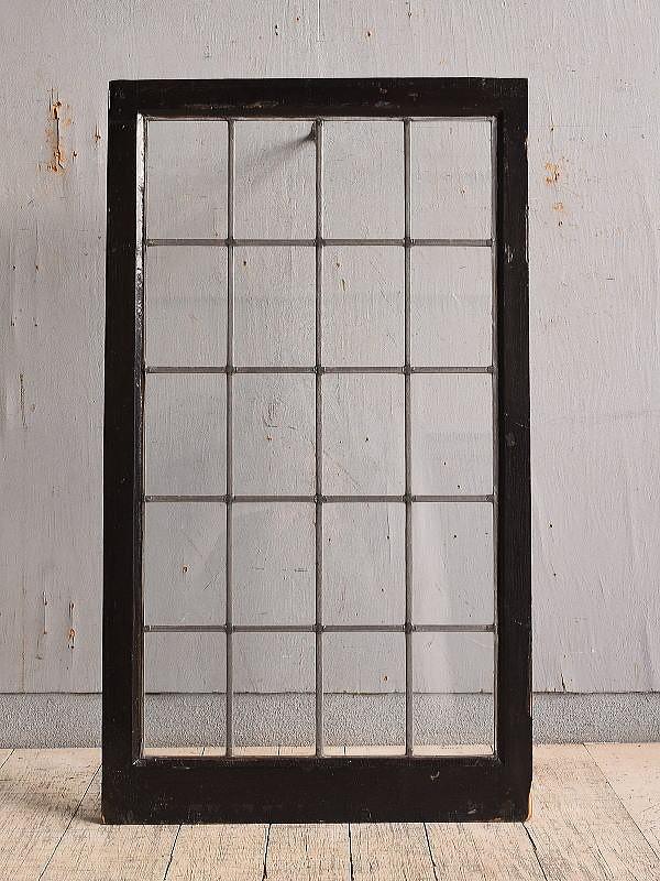 イギリス アンティーク 窓 無色透明 9748