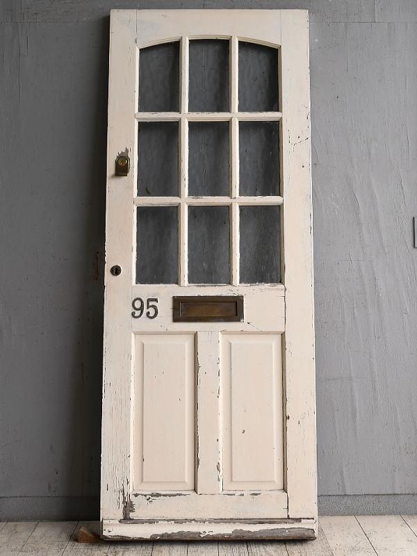 イギリス アンティーク ドア 扉 建具 9753