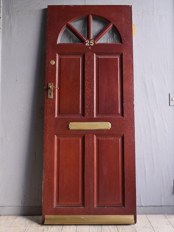 イギリス アンティーク ドア 扉 建具 9757