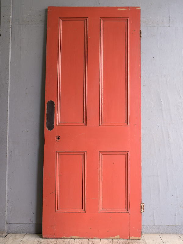 イギリス アンティーク ドア 扉 建具 9801