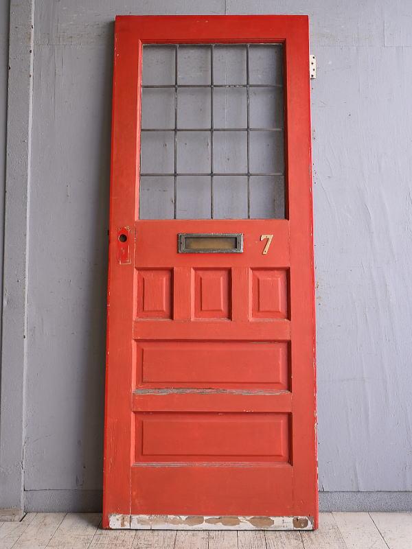 イギリス アンティーク ドア 扉 建具 9806