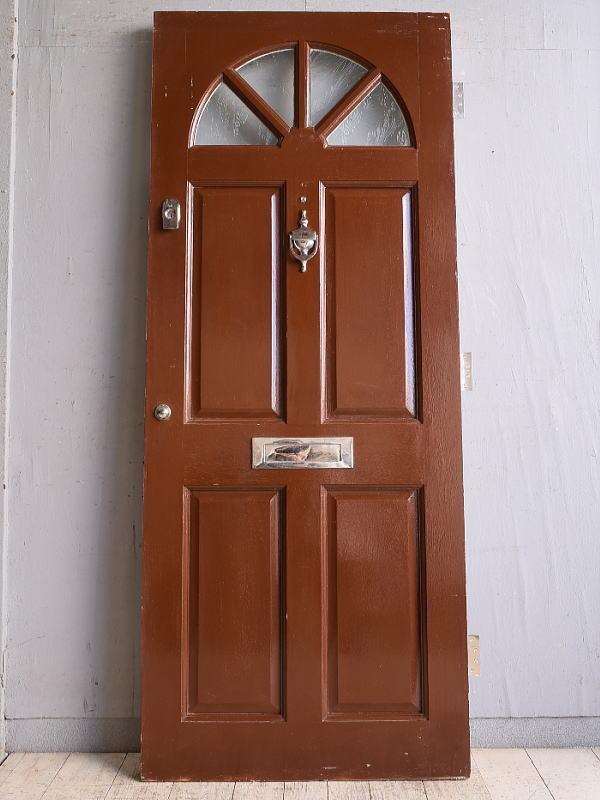 イギリス アンティーク ドア 扉 建具 9807