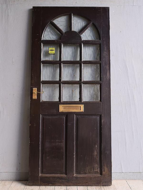 イギリス アンティーク ドア 扉 建具 9812