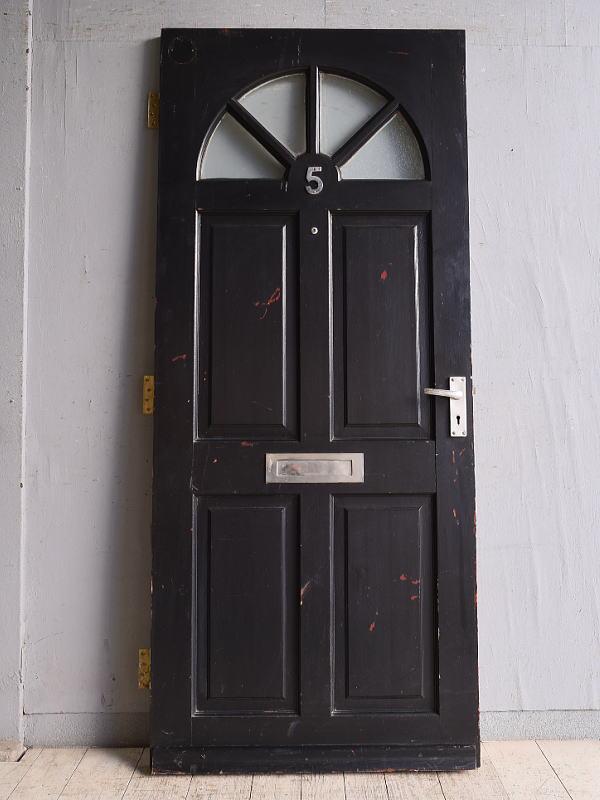 イギリス アンティーク ドア 扉 建具 9814