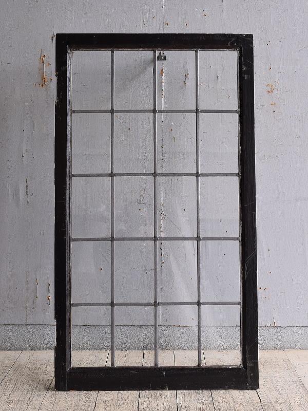 イギリス アンティーク 窓 無色透明 9815