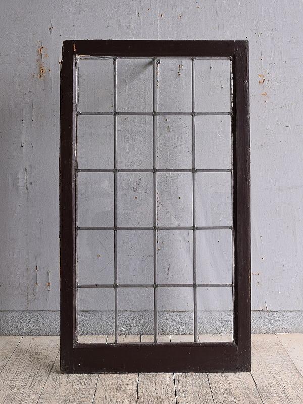 イギリス アンティーク 窓 無色透明 9816