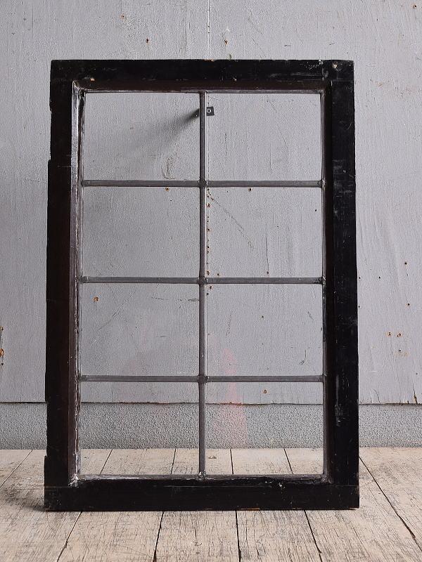 イギリス アンティーク 窓 無色透明 9819
