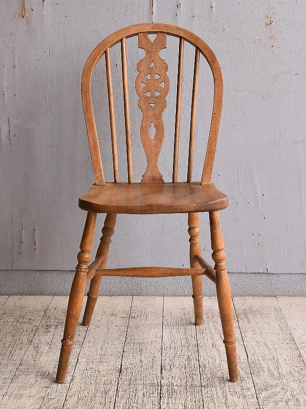イギリス アンティーク家具 キッチンチェア 椅子 9837