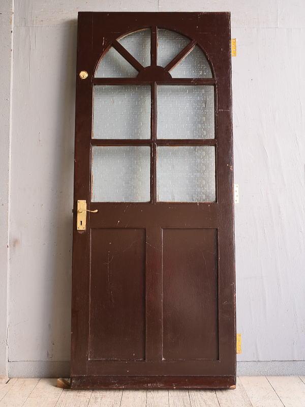 イギリス アンティーク ドア 扉 建具 9845