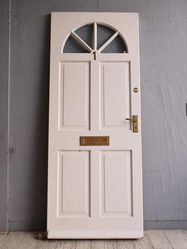 イギリス アンティーク ドア 扉 建具 9846