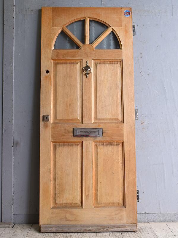 イギリス アンティーク ドア 扉 建具 9847