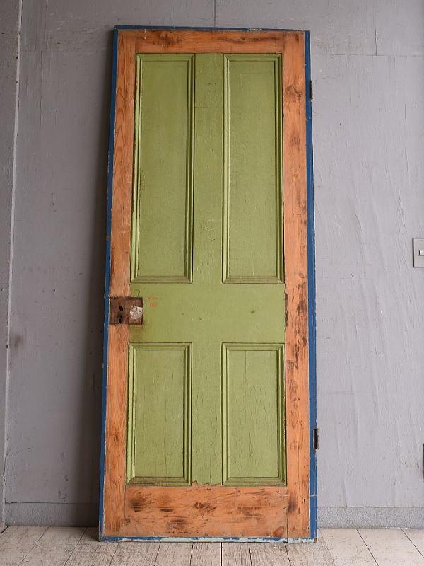 イギリス アンティーク ドア 扉 建具 9848