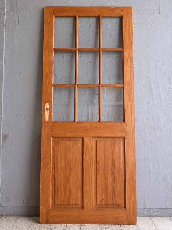 イギリス アンティーク ドア 扉 建具 9852