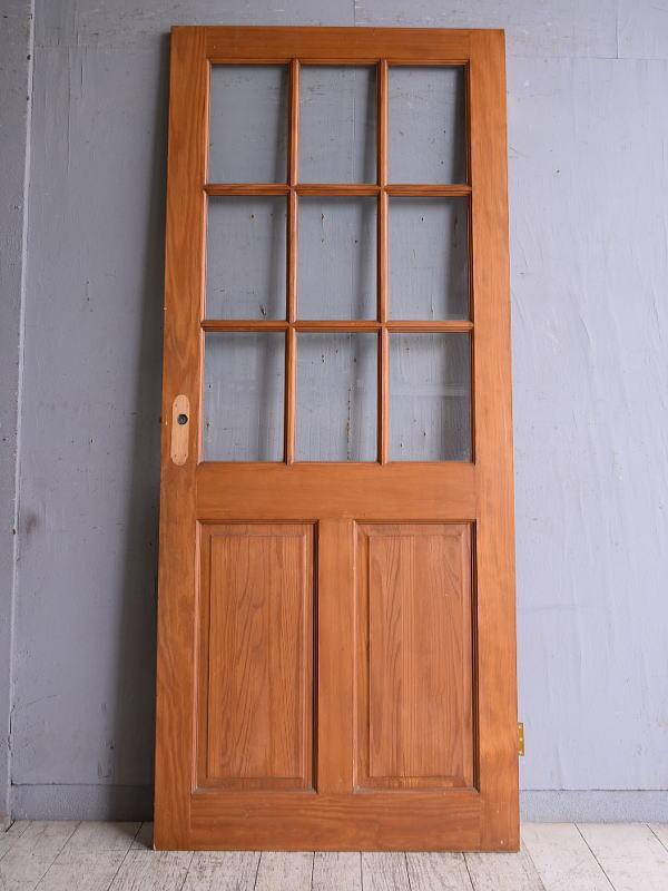 イギリス アンティーク ドア 扉 建具 9853