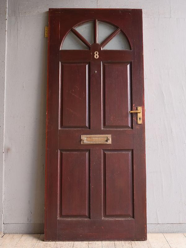 イギリス アンティーク ドア 扉 建具 9857