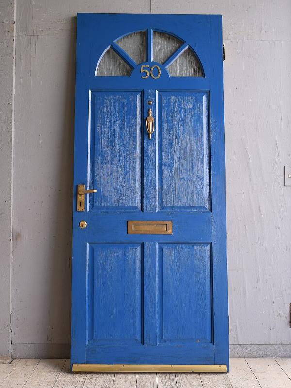 イギリス アンティーク ドア 扉 建具 9869