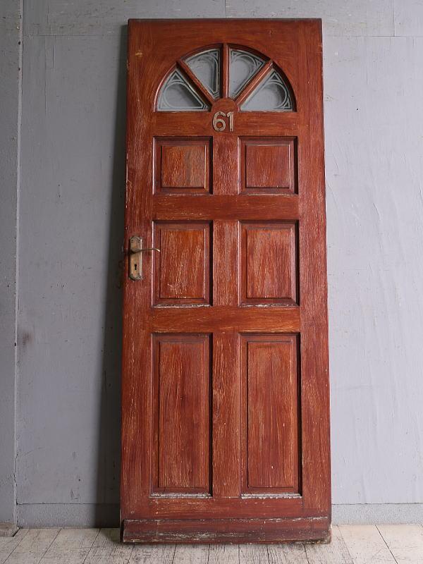 イギリス アンティーク ドア 扉 建具 9872