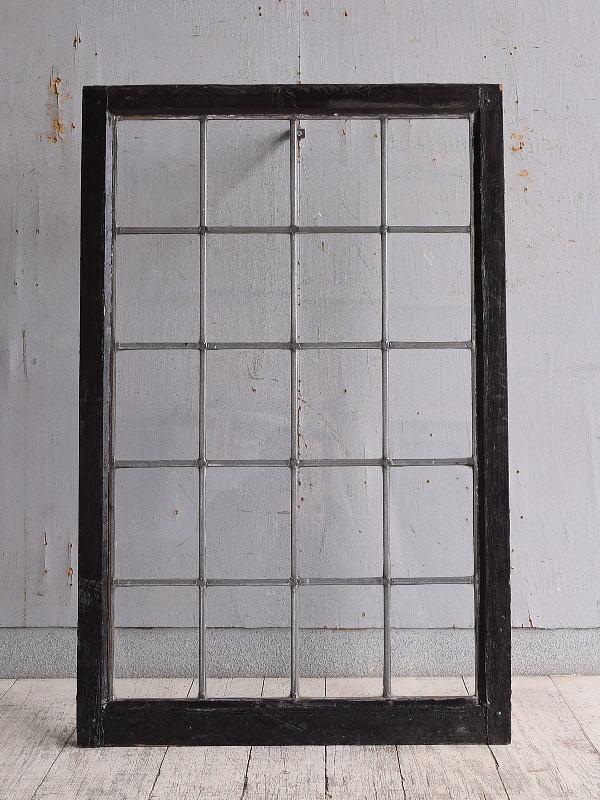 イギリス アンティーク 窓 無色透明 9887