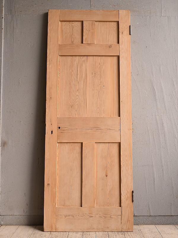 イギリス アンティーク パイン ドア 扉 建具 9899