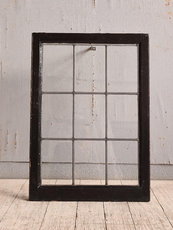 イギリス アンティーク 窓 無色透明 9900