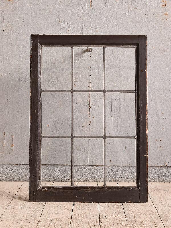 イギリス アンティーク 窓 無色透明 9901