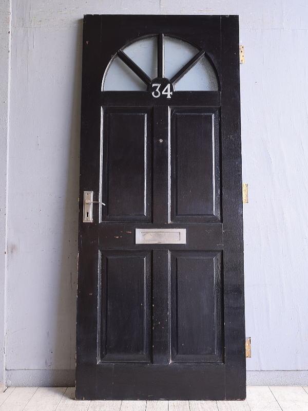 イギリス アンティーク ドア 扉 建具 9926