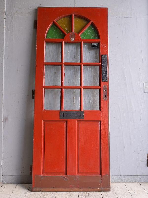 イギリス アンティーク ドア 扉 建具 9935