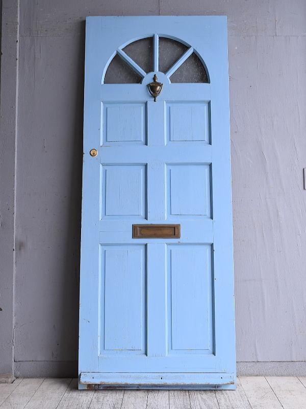 イギリス アンティーク ドア 扉 建具 9944