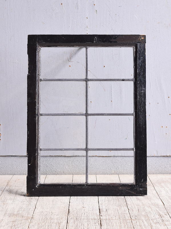 イギリス アンティーク 窓 無色透明 9947