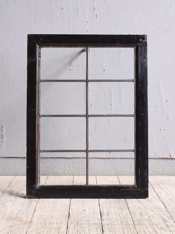 イギリス アンティーク 窓 無色透明 9949