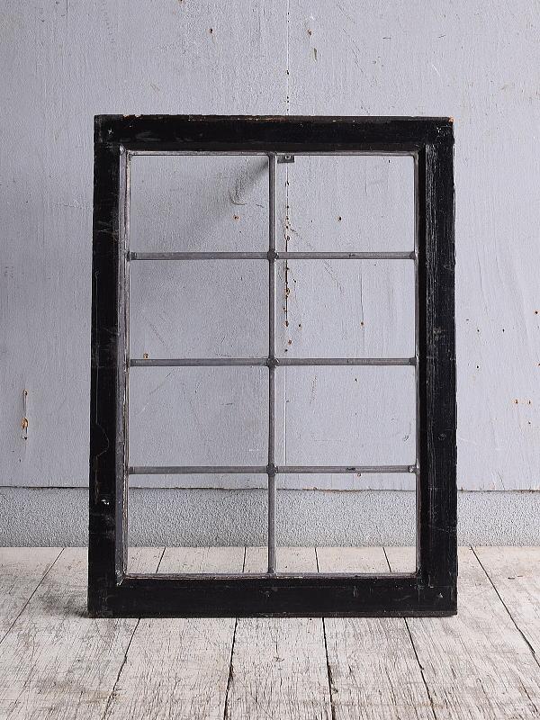 イギリス アンティーク 窓 無色透明 9950
