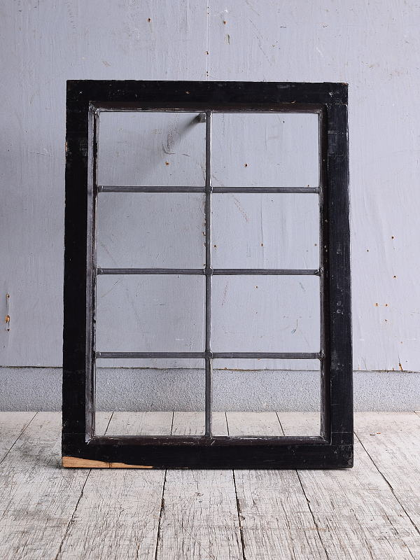 イギリス アンティーク 窓 無色透明 9951