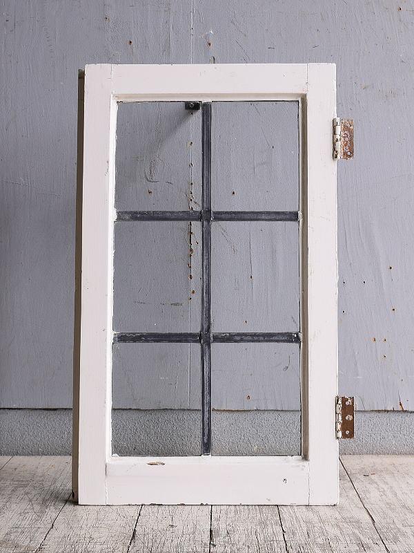 イギリス アンティーク 窓 無色透明 9952