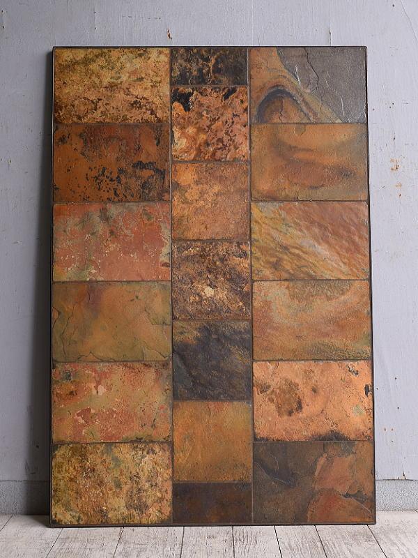 イギリス 人工タイル 天板 家具 テーブル 9956