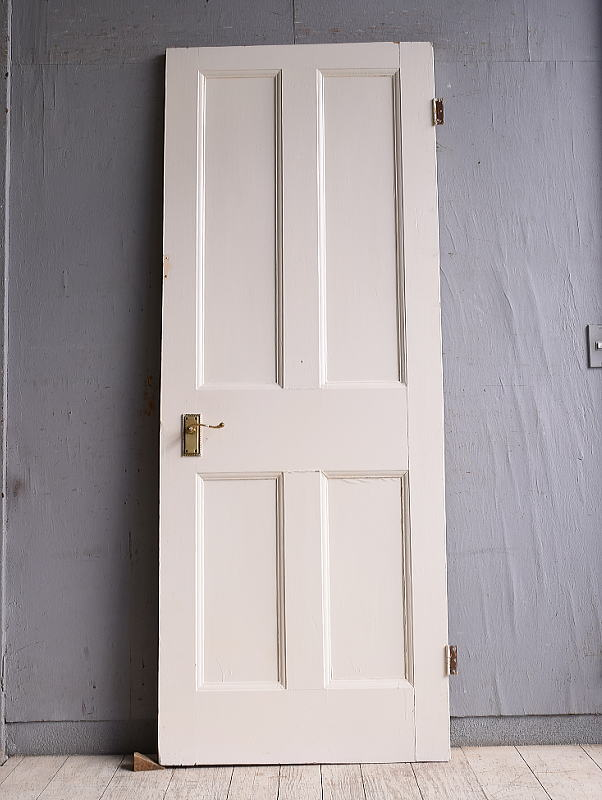 イギリス アンティーク ドア 扉 建具 9974
