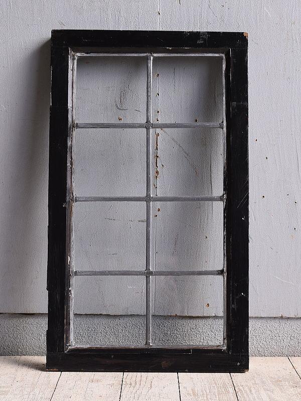 イギリス アンティーク 窓 無色透明 9982