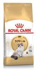 (お一人様5点まで)ロイヤルカナン フィーラインブリードニュートリション ラグドール 成猫用 400g