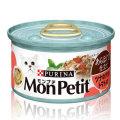 モンプチ缶 1P あらほぐし仕立て ツナのグリル トマト入り 85g