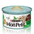 モンプチ缶 1P あらほぐし仕立て ツナのグリル ほうれん草入り 85g