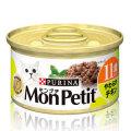 モンプチ缶 1P 11歳以上用 やわらかチキン 85g